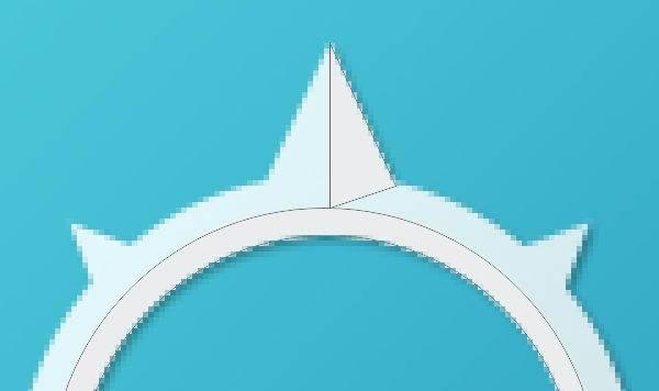 加半三角形